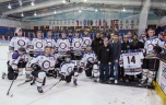 Sponsorship Renewal With Peterborough Phantoms