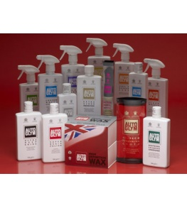 Buy any 3 Autoglym products and get 10% off